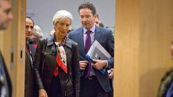 Και η Κριστίν Λαγκάρντ στη συνεδρίαση του Eurogroup στις