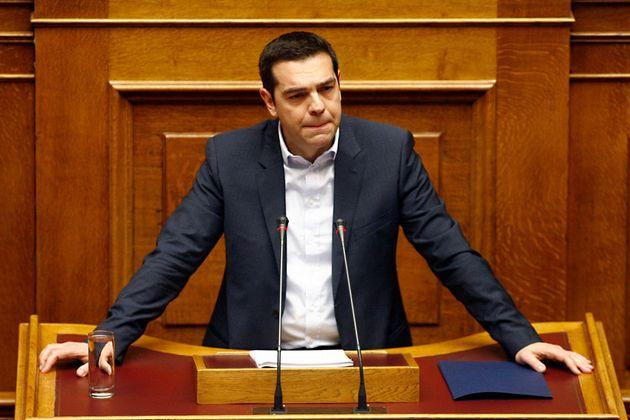 Γιατί συγκινήθηκε ο πρωθυπουργός Αλέξης Τσίπρας μιλώντας στη