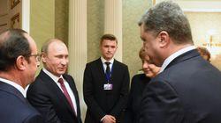 Εκεχειρία στην ανατολική Ουκρανία ανακοίνωσε ο