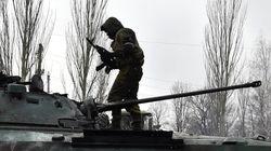 Επίθεση ουκρανικών δυνάμεων κατά των αποσχιστών στη