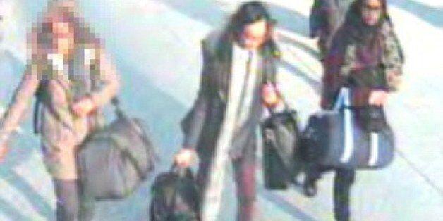 Βρετανία: Κραυγή αγωνίας για τις τρεις έφηβες, επίδοξες