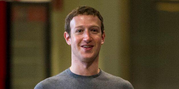 Ο «Mr Facebook», Μαρκ