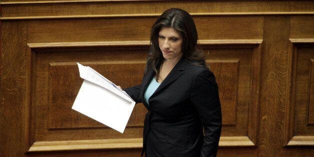 Μήνυμα από Κωνσταντοπούλου: Η Βουλή θα λειτουργεί με κανόνες διαφάνειας και