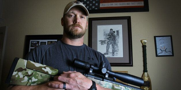 Chris Kyle, a retired Navy SEAL and bestselling author of the book 'American Sniper: The Autobiography...