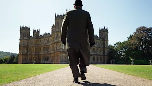 Downton Abbey debuts at the top of the box office.