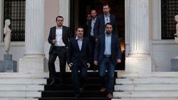 Το πρώτο υπουργικό συμβούλιο της νέας