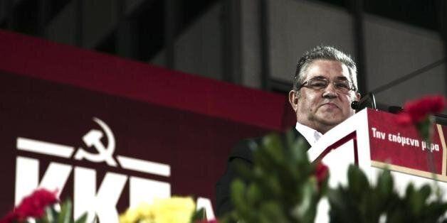 Όχι Κουτσούμπα στον Τσίπρα για συνάντηση και ψήφο ανοχής στην κυβέρνηση ΣΥΡΙΖΑ -
