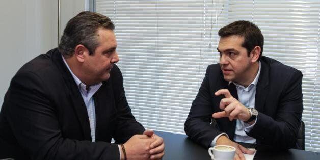 Υπουργός και όχι αντιπρόεδρος ο Πάνος Καμμένος. Μικρό σχήμα με 10