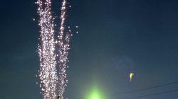 «Πυροτεχνήματα» στον κινηματογράφο Ριβιέρα: μια διαφορετική έκθεση στα
