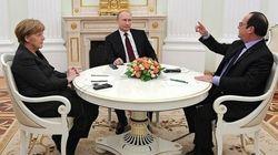 Βερολίνο και Παρίσι συμφωνούν με τη Μόσχα για την κατάπαυση του πυρός στην