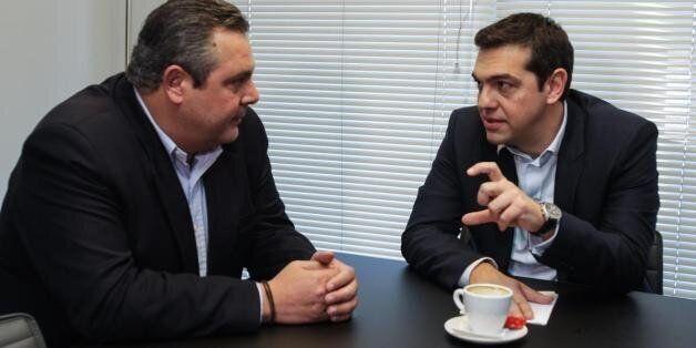Liberation: Η συγκυβέρνηση ΣΥΡΙΖΑ-ΑΝΕΛ είναι μια παρά φύσει εύθραυστη