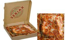 Προφυλακτικό πίτσα για όσους αγαπούν την πίτσα και το