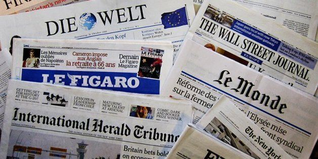 Δραματικοί τόνοι στα ρεπορτάζ του διεθνούς Τύπου για τη συνάντηση