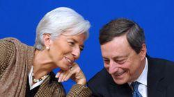 Με Λαγκάρντ και Ντράγκι το κρίσιμο Eurogroup της