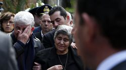 Σε βαρύ κλίμα η κηδεία του πιλότου του F16 Παναγιώτη