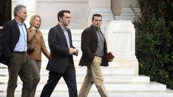Αυτά είναι τα μέλη του υπουργικού συμβουλίου της νέας κυβέρνησης