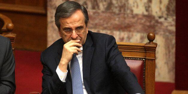 Μητσοτάκης, Γεωργιάδης και Βρούτσης οι προτάσεις Σαμαρά για τη θέση του κοινοβουλευτικού
