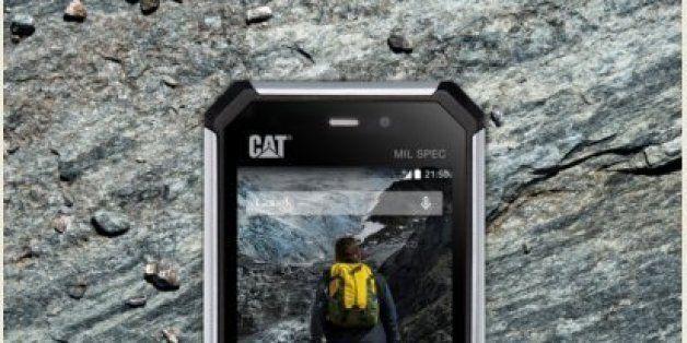 Η Cat® παρουσιάζει το ανθεκτικό smartphone Cat