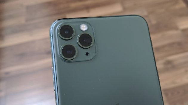 The iPhone 11 Pro Max camera