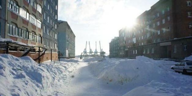 Doudinka: Η πόλη της Σιβηρίας που