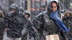 Νέα Υόρκη: Οι μετεωρολόγοι ζητούν συγνώμη για τις...υπερβολικές προβλέψεις