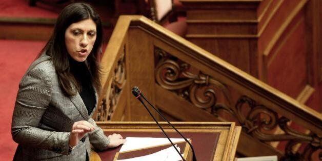 Ζωή Κωνσταντοπούλου για Πρόεδρο της Βουλής θα στηρίξει και η ΝΔ. Ποιοί θα είναι οι νέοι