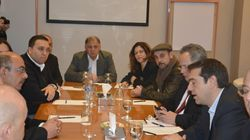 Αλέξης Τσίπρας σε Ελληνοκύπριους και Τουρκοκύπριους: Να αποσυρθεί το Μπαρμπαρός για να αποκατασταθεί η