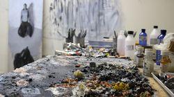 Τρεις καλλιτέχνες, ένας κοινός χώρο και μία διαφορετική έκθεση στην Πινακοθήκη