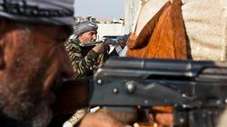 Κούρδοι μαχητές απωθούν τους τζιχαντιστές από χωριά γύρω από το