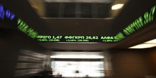 Ανοδικό άνοιγμα στο Χρηματιστήριο. Αισιοδοξία για συμφωνία Ελλάδας- Ε.Ε. από πλευράς των