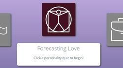 Αυτή είναι η διαδικτυακή εφαρμογή που δείχνει αν θα βρείτε τον έρωτα της ζωή