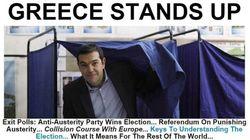 Η Ελλάδα στα πρωτοσέλιδα των ξένων εκδόσεων της Huffington