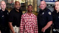 Από κατηγορούμενος έγινε σωτήρας: Έφηβος αφροαμερικανός σώζει αστυνομικό που τον έχει
