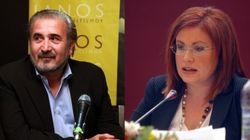 Άστραψε η Σπυράκη για Λαζόπουλο: «Προπαγανδιστής του ΣΥΡΙΖΑ, ο πάμπλουτος έμπορος του ανθρώπινου