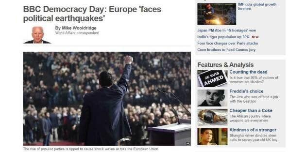 BBC: Πολιτικός σεισμός στην ΕΕ εάν εκλεγεί ο