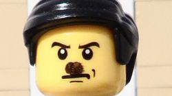 Ο Χίτλερ σε LEGO: H άνοδος, η πτώση και το