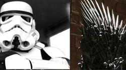 Star Wars εναντίον Game of