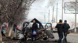 Ανησυχία για τους βομβαρδισμούς στη Μαριούπολη. Δεκάδες