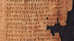 Ελληνικοί πάπυροι αποκαλύπτουν τα μυστικά τους με την βοήθεια των ακτίνων-