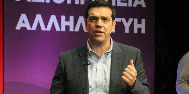 Τσίπρας: Συνεργασία με όσους δεχτούν το πρόγραμμα της Θεσσαλονίκης. Εξαιρούνται αυτοί που οδήγησαν τη...