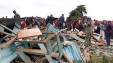 Mindestens 7 Kinder Getötet, Dutzende Verletzt, Nach Klassenzimmer bricht In Kenias Hauptstadt