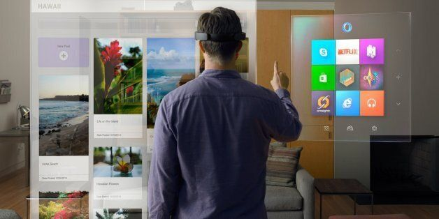 Microsoft: Δωρεάν upgrade στα Windows 10, ολογραφικός υπολογιστής και νέος