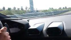 Lamborghini τρακάρει με 320 χιλιόμετρα και γίνεται κομμάτια!