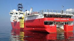 SOS από συνοδευτικό του «Μπαρμπαρός» εντός περιοχής ευθύνης της Κυπριακής