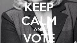«Keep calm και ψηφίστε Λεπέν» τουιτάρει ο μπαμπάς Λεπέν ενώ η Γαλλία ζει τον