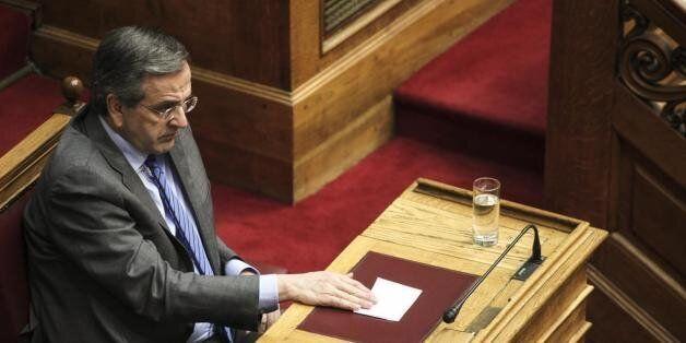 Αντώνης Σαμαράς: Ο ΣΥΡΙΖΑ θα οδηγήσει τη χώρα στο κατώφλι της