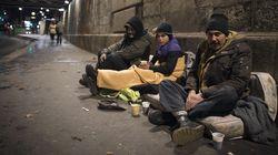 Γαλλία: Πάνω από 5 άστεγοι πέθαναν από το