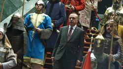 Η Χολιγουντιανή υποδοχή του Ερντογάν στον Μαχμούντ Αμπάς που «τρέλανε» το