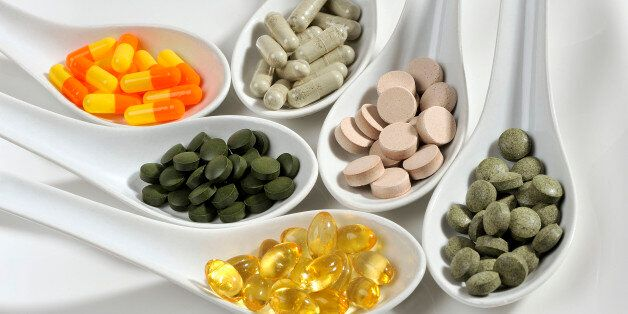 Nutritional Supplement. (Photo by: Media for Medical/UIG via Getty Images)