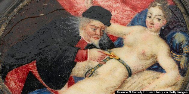Οι 5 πιο ακραίοι τρόποι που εφευρέθηκαν για την αποτροπή της σεξουαλικής επαφής και